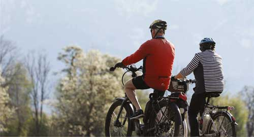 e-bike kurs für senioren