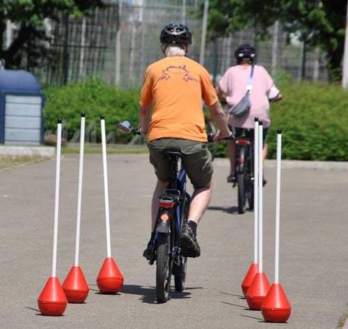 E-Bike Kurs Senioren